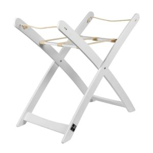 Bbc Moses Basket Stand Kd – White