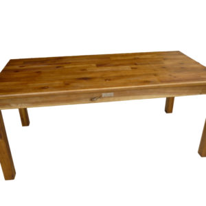 Acacia Rectangle Table 120