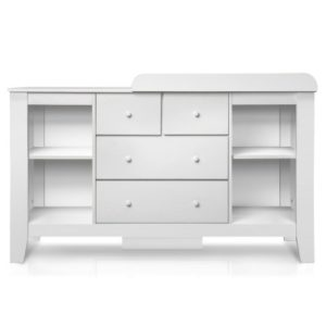 Artiss Change Table with Drawers – White