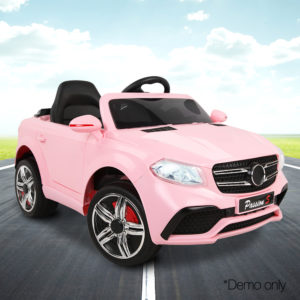Rigo Kids Ride On Car  – Pink